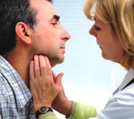 Nodulos en la tiroides sintomas