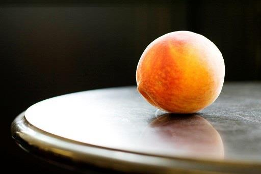 There *might* be peaches! Keep your fingers crossed!