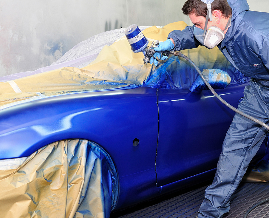 Auto Body and Paint   Tucker s Collision Center Automotive Body Paint