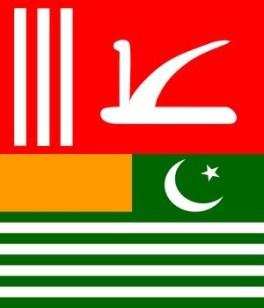 Kashmir-Flags