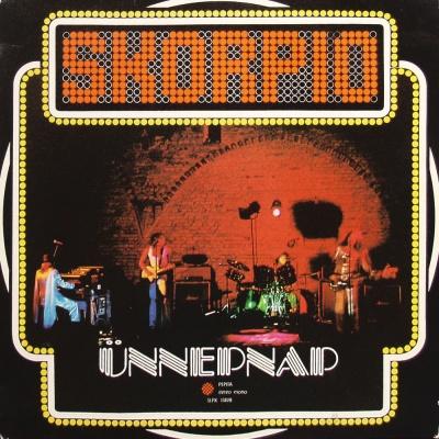 skorpio LP feat track