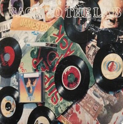 def rhythm productions back to the lab LP - ksb fresh track