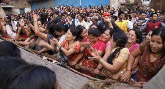 Nepalese Wom