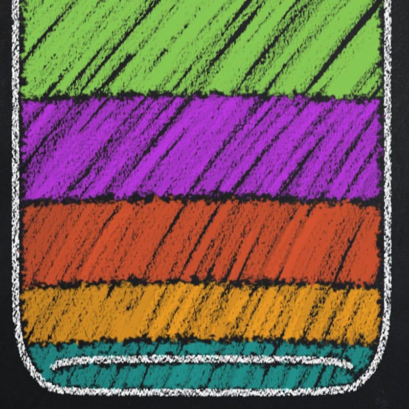 52 Weeks of Mason Jar Salads-Infographics Chalk Graphic Cropping