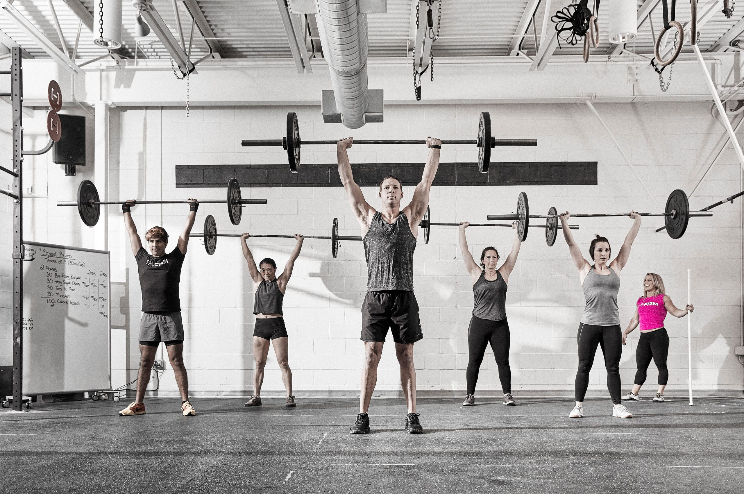 Crossfit at The Firm
