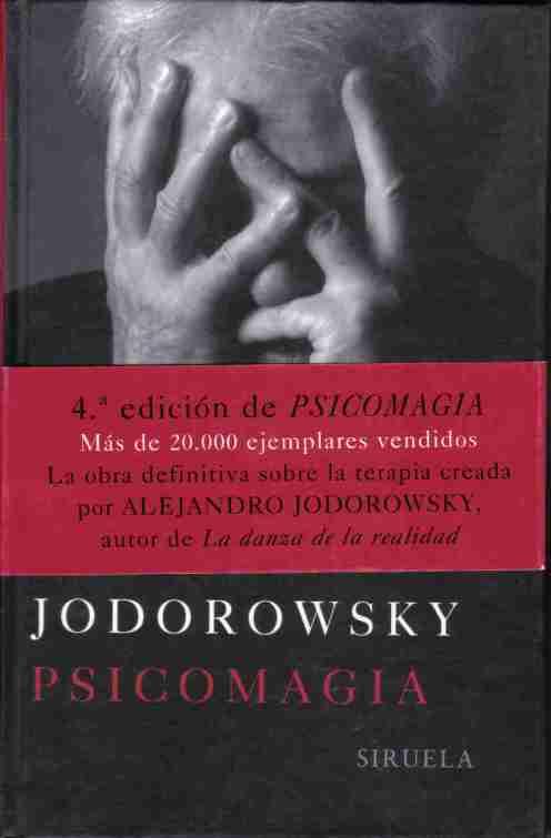 Psicomágia de Alejandro Jodorowsky