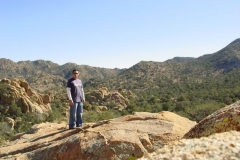 Dragoons - East Cochise Stronghold