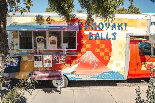 「takoyaki food truck」の画像検索結果