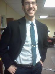 Ben and tie