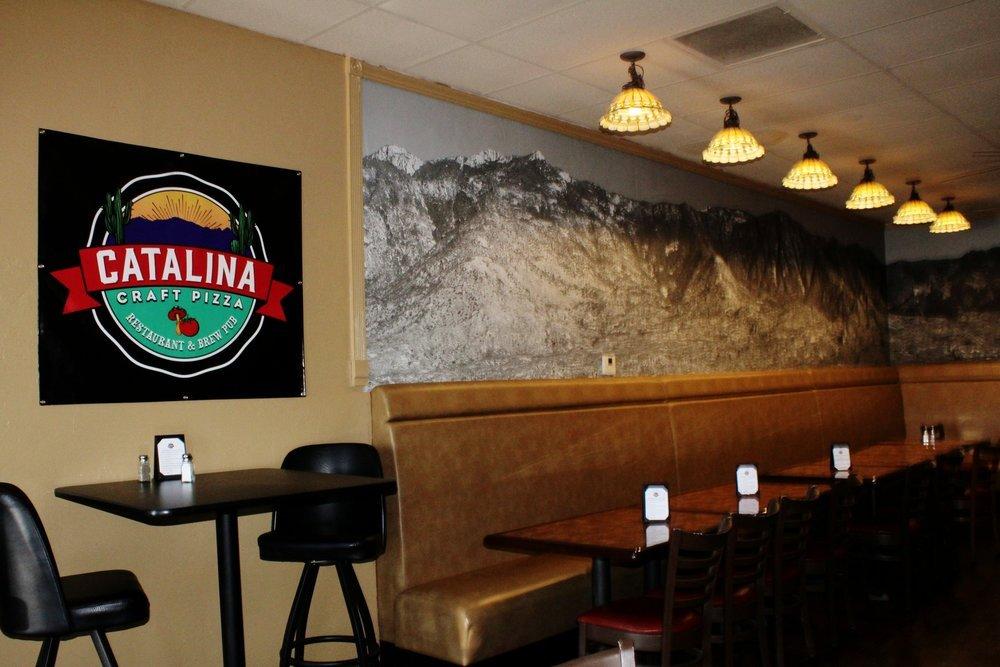 Catalina Craft Pizza