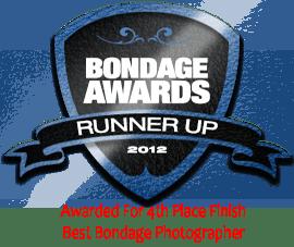 BondageAwardsRunnerUp PHOTOGRAPHER