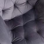 cadeira-estofada-cinza