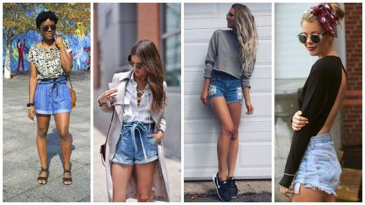 Short cintura alta: modelos e looks lindos!