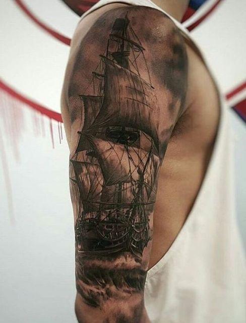 2nd Amendment Tattoo Sleeve