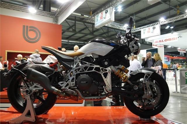 """Salão de Milão: Bimota lança uma café racer e uma """"hiper-naked"""""""