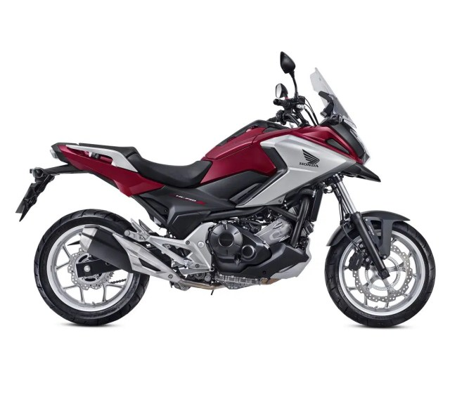 Honda NC750X chega com novas cores e redução de preço