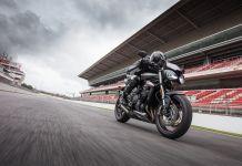 motor Triumph Moto2 765cc