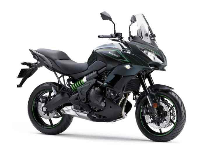Metallic Flat Spark Black' Kawasaki BR