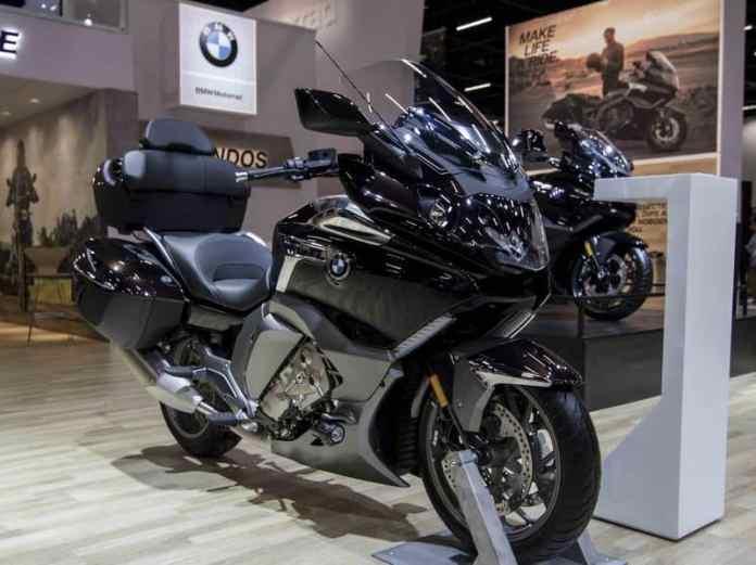BMW K 1600 GLT