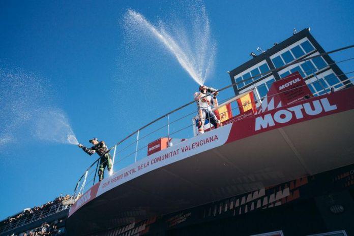 Márquez se torna o Tetracampeão mais novo na MotoGP