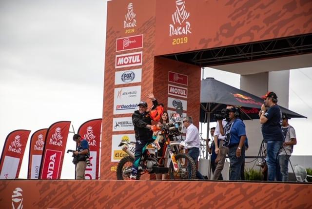 Aos 60, Berrocal retorna ao grid do Rally  dos Sertões no mesmo ano que fez o Dakar (Vinícius Branca/Fotop)