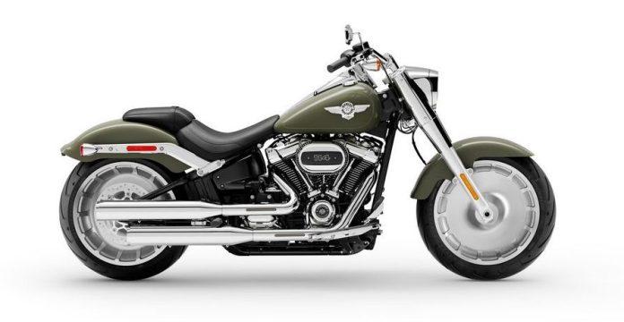 Harley-Davidson 2021 - H-D Fat Boy® 114 2021