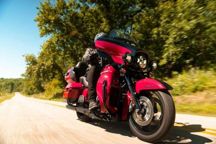 Linha Harley-Davidson 2021 - H-D Ultra Limited: Beleza, conforto e luxo