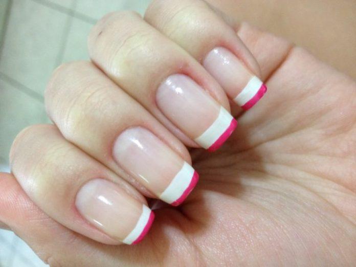 unhas-francesinha-rosa