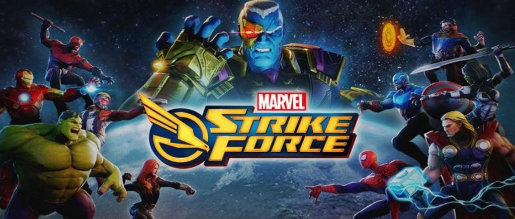 melhores jogos da Marvel para Android