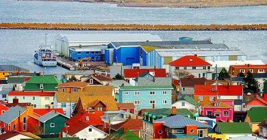 Saint Pierre et Miquelon-Langlade