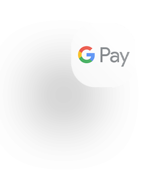 Google Pay App Logo Icon and shadow