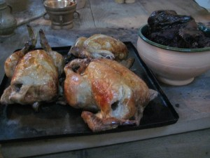hmmm...roast chicken!
