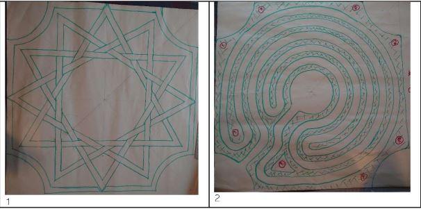 design 1 & 2