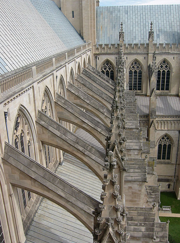 Image result for flying buttress