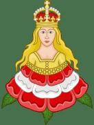 Royal Emblem of Queen Katherine Parr