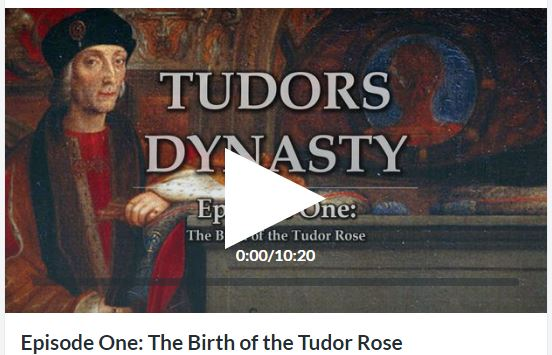 Introducing My Tudors Dynasty Podcast Page