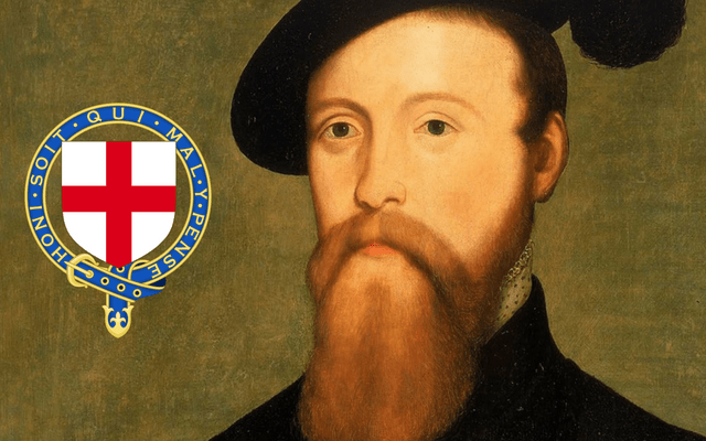 Nominations to the Order of the Garter: Thomas Seymour