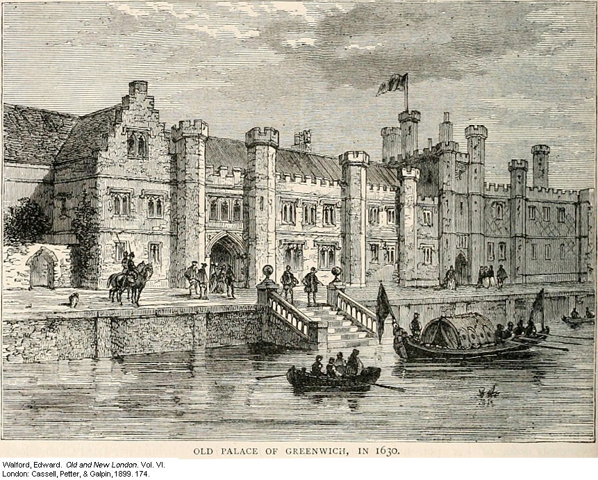 Greenwich Palace London