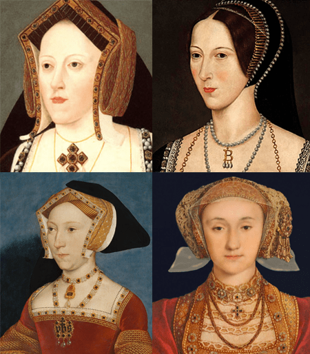 King Henry's Wives