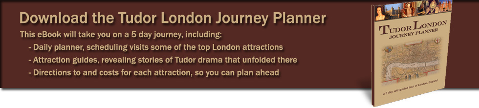 Tudor London Journey Planner