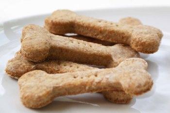 Receita de Biscoito Caseiro Natural para Cachorros