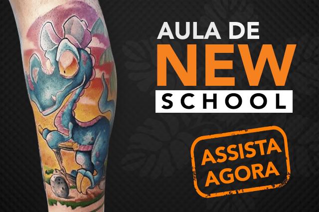 new school – curso