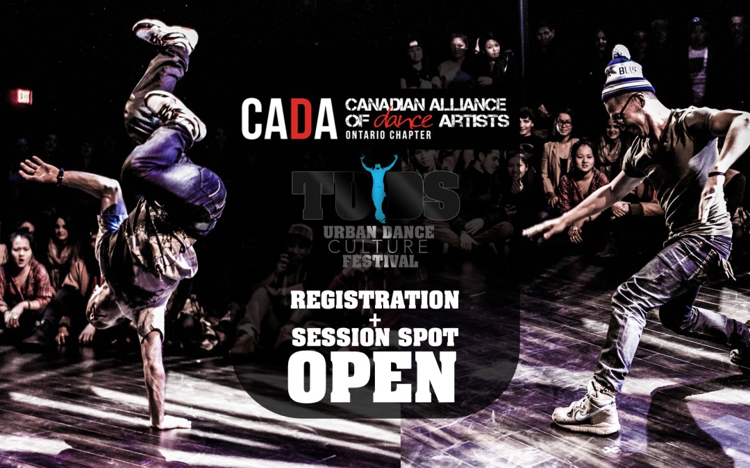 Get paid to battle, train for FREE at the best Dance Session spot in Toronto and more IF…