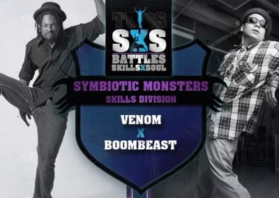 Symbiotic Monsters