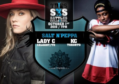 Lady C and KC