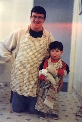 Chef Dad - Pop