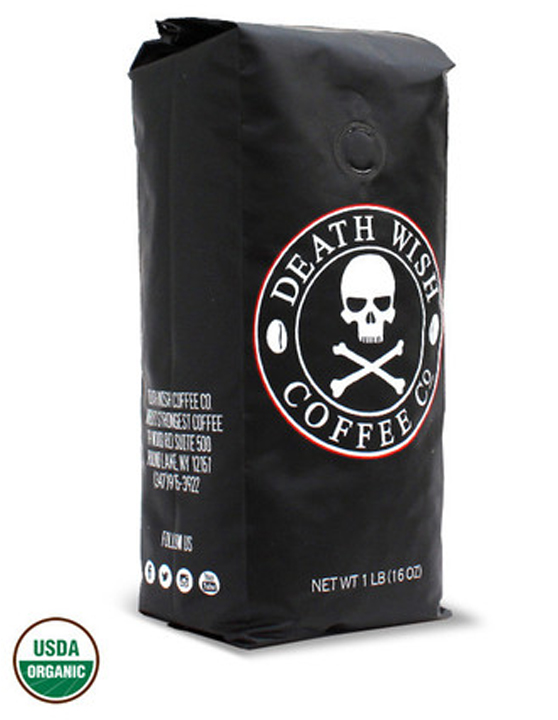 Death Wish Coffee TueNight.com