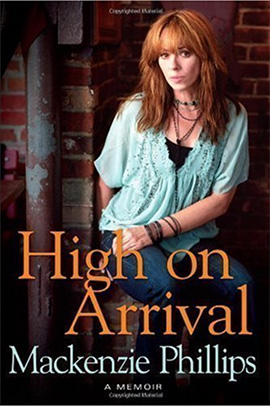rerun tuenight mackenzie phillips high on arrival