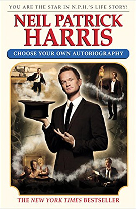 rerun tuenight neil patrick harris memoir choose your own autobiography