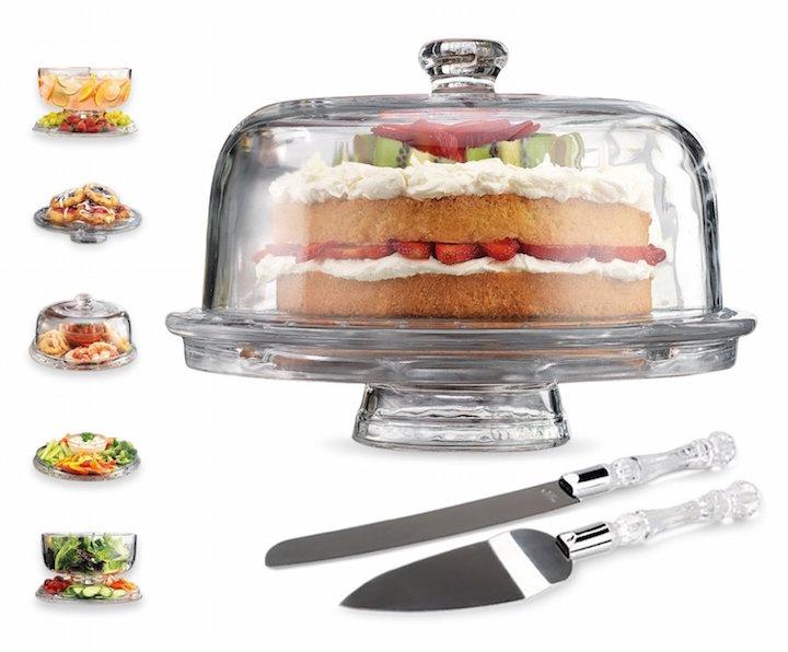 tuenight gift guide helen jane hearn hostess cake stand